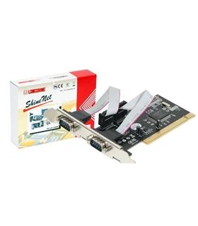 LH9216 - Placa PCI 2 Portas Serie DB9 - 4037A