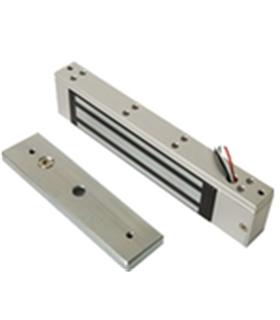 Fechadura Electro Magnetica 12/24VDC 300/150mA 180Kg - YM180S