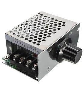 RTAC4000W - Regulador Tensao SCR Motor 230VAC - RTAC4000W
