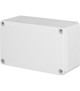 2708-00 - Caixa Industrial ABS, 107x105x112mm, Cinzenta - 2708-00
