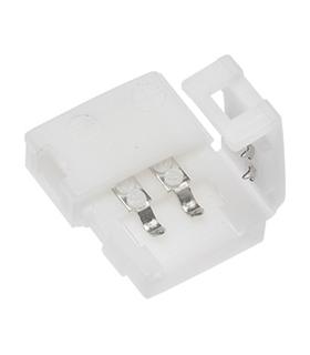 Ligadores Rapidos para Fita Led 8mm 2 Fios - LL590