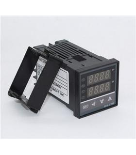 REX-C100FK05 - REX-C100FK05 - Termostato 0-1000ºC, Sonda K - REX-C100FK05