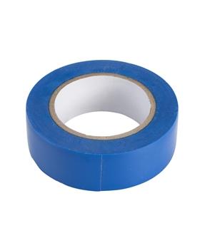 Rolo de Fita Isoladora 3M  Azul  0.13mmX18mmX20m - FIS20BL3M