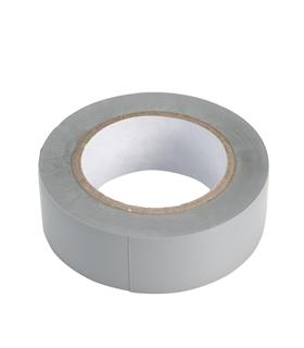 Rolo de Fita Isoladora 3M Cinzenta 0.13mmX18mmX20m - FIS20GY3M