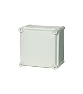 Caixa Plastica 188x188x180mm - PC191918G