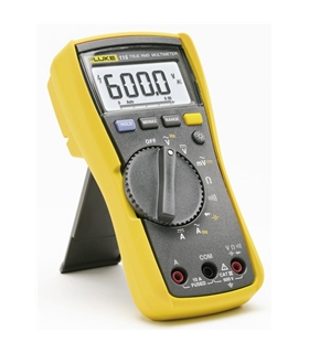 FLUKE115 - Multímetro digital TRMS Medidas de Vac/dc, Aac/q - 2583583