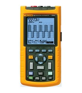 FLUKE-123B/EU - Industrial ScopeMeter - 4755659