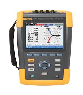 Fluke 437-II - 400 Hz Power Quality and Energy Analyzer - 4116692