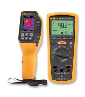 Fluke VT04 - Visual IR Thermometer w/PyroBlend Plus Optics - 4366444
