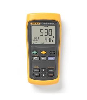 Fluke 54 II B - Digital Thermometer with Data Logging - 3821081