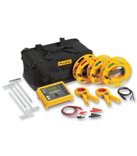 Fluke 1625-2 Kit - Earth Ground Tester Advanced Kit, 0-48V - 4325181