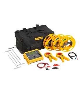 Fluke 1623-2 Kit - Earth Ground Tester Kit, 0-48V - 4325170