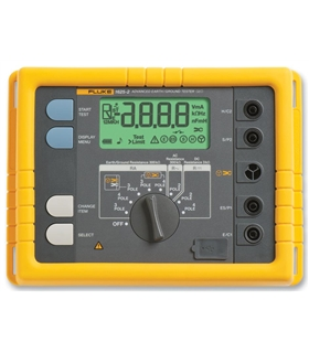 Fluke 1623-2 - Earth Ground Tester, 0-48V - 4325155