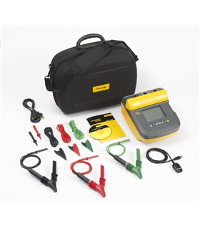 Fluke 1555/Kit - Insulation Resistance Testers Kit 10kV - 3665111