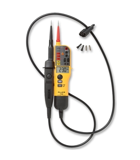 Fluke T130 - Tester Voltage, Lcd, w/Switch Load - 4016961