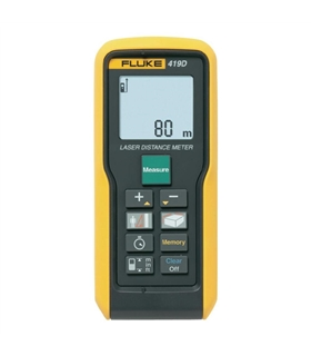 Fluke 419D - Medidor distancias laser Fluke - 80M - 4106853