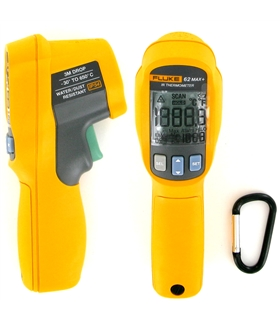 Fluke 62 MAX+ - Infrared Thermometer with Dual-point Laser - 4130488