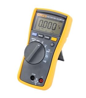 FLUKE114 - Multímetro digital TRMS; Medidas de Vac/dc y Ohm - 2583552