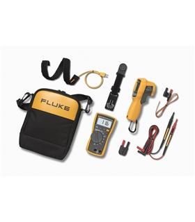 Kit Fluke 116 + termómetro IR 62MAX+ - 4296018