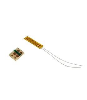 Medidor de deformacao, 8mm, conexao de cabo, 120R, 1m - MX8656235