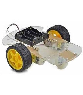 Smart Robot Kit Carro 2WD para Arduino - 2WDROBOT