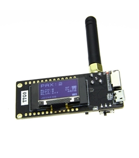 TTGO LORA32 868Mhz ESP32 LoRa OLED - TTGOLORA32