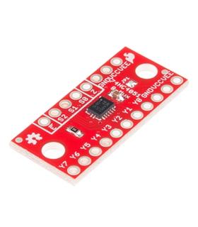 BOB-13906 -  SparkFun Multiplexer Breakout 8 Channel - BOB13906