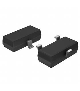 BCX17.215 - Transistor P 45V 500mA 250mW SOT23 - BCX17