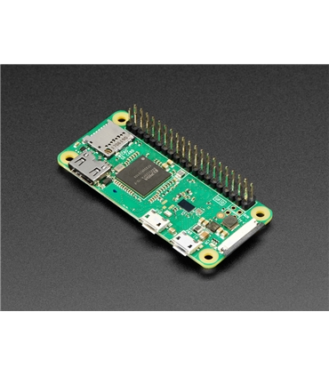 Raspberry Pi  Zero Wireless + Headers - RASPBERRYBZEROWH