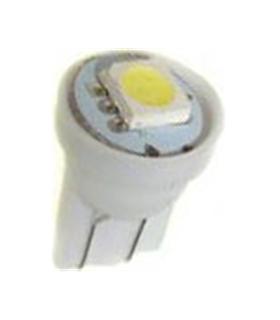 Lampada LED T10 W5W SMD5050 12V 0.5W 6000/6500k 27.5lm - MX3062158