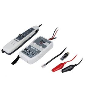 TCT-680 - Testador de Continuidades, LAN, RJ11, RJ45 - TCT-680