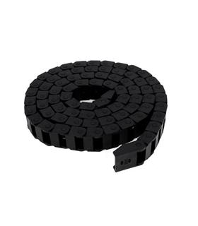Corrente Porta Cabos 10x10mm para Impressora 3D e CNC 1mt - MXI0138