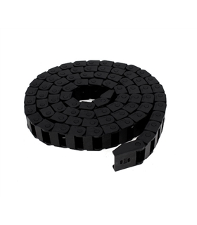Corrente Porta Cabos 10x20mm para Impressora 3D e CNC 1mt - MXI0140