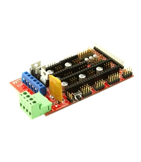 Shield Ramps 1.4 Reprap Mendel 3D Printer - MXI0019