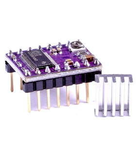 DRV8825 -  Stepper Driver Motor Pololu Impressora 3D - MXI0012