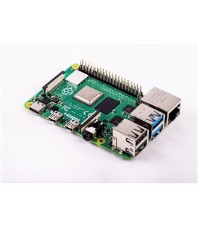 RASPBERRYB4-2GB - Raspberry Pi Modelo B4 1.5GHz, 2Gb, PoE - RASPBERRYB4-2GB