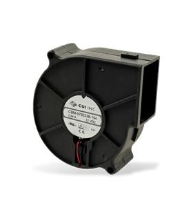 CBM-5020V-152 - Ventilador 12Vdc 50x50mm 5.7cfm - CBM-5020V-152
