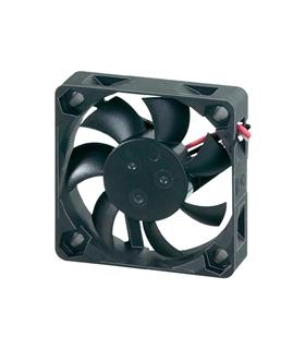 Ventilador 12V 80x80x25 4 Fios 1.25W - EF80251B1-E01C-S99