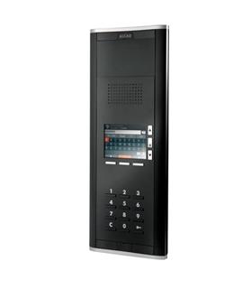 Placa c/ fónico Iblack, ecran tft a 2 fios, porta Int. - PAK-51010