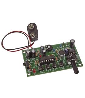 MK171 - Kit DIY de Alterador de Voz - MK171