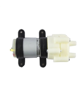 Mini Bomba de Água 6-12V 0.5-0.7A - MWP6V