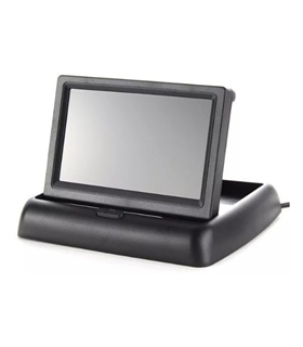 "Monitor LCD 4.3"" Rebativel para Automovel 12VDC - MX0131330"