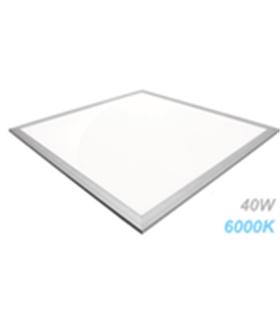 Painel LED 230V 40W 3200lm 6000K 595x595mm - MX3063543