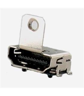 206B-SEAN-R01 - Ficha Hdmi Macho Circuito Impresso - 206BSEANR01