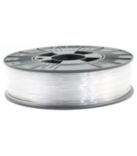 Filamento de impressão Transparente 3D em ABS+ de 1.75mm 1Kg - DEVABST175T