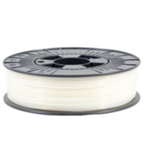 Filamento de impressão Branco 3D em PLA de 1.75mm 1Kg - DEVPLA175WH