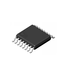 SN65C3232EPWR - IC RS232 Transceiver TSSOP16 - SN65C3232