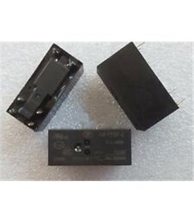 HF115F/024-2Z4A - Rele 24VDC DPDT 8A - HF115F024-2Z4A