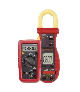 KIT ACD-10 PLUS - Pinça Amperimetrica Amprobe + Multimetro - 4706181