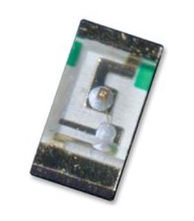 KP-3216EC - LED Vermelho SMD, 8mcd, 617nm, 120º, Caixa 1206 - KP3216EC